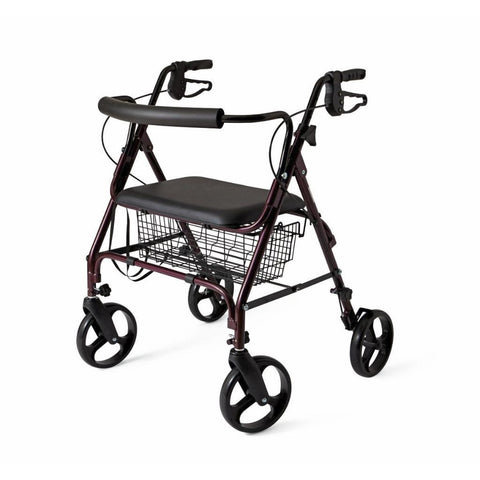 Extra-Wide Bariatric Heavy Duty Rollator by Guardian