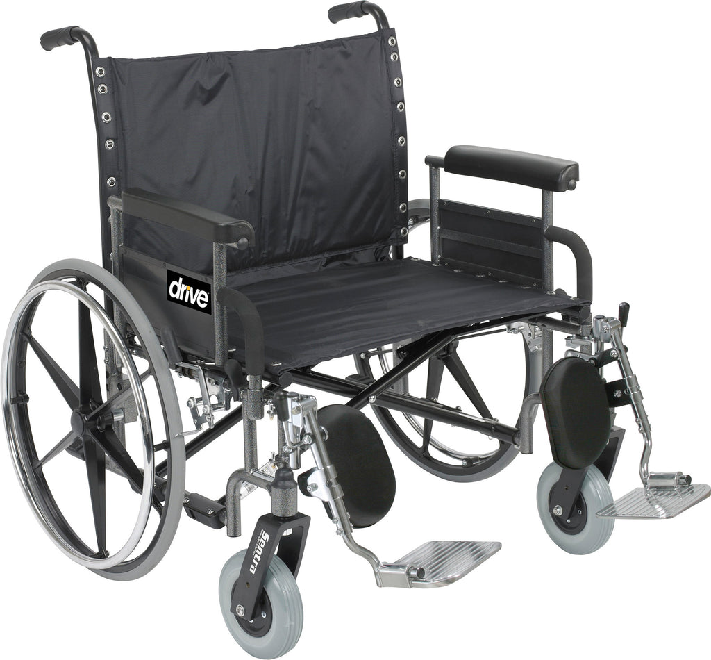 Sentra Heavy Duty Wheelchair