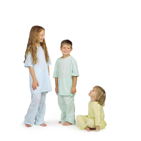 Comfort-Knit Pediatric Gowns