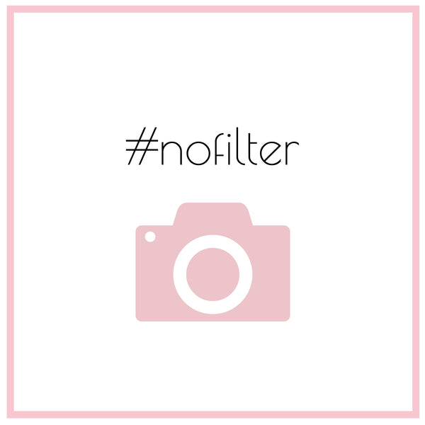 Working up to #nofilter {why a DAILY skin routine is vital!}