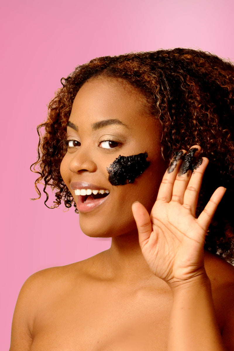 Dirty Girl | activated charcoal face polish