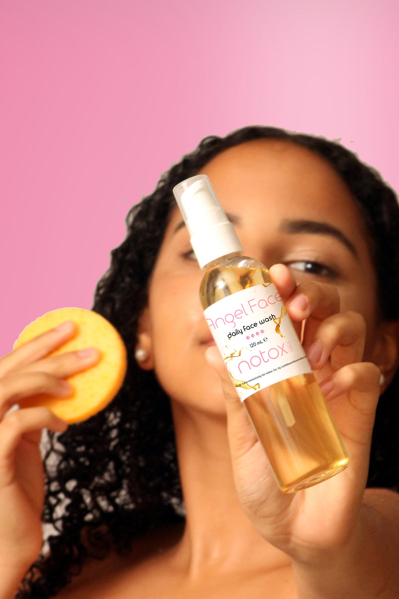 Angel Face | tea-tree oil & lavender daily face wash