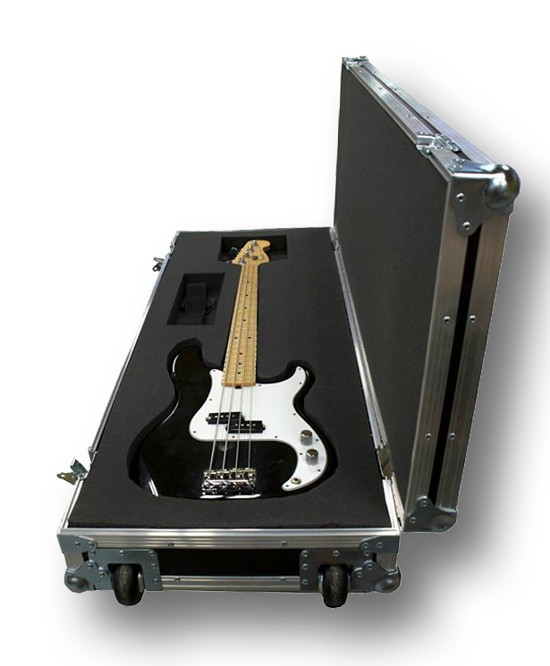 Guitar Road Case Built To Fit Any Brand Affordable