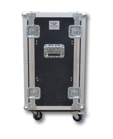 Double Head Road Case - Affordable_Case