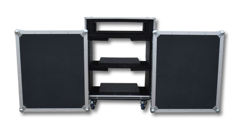 Double Head + Rack -- Affordable Case