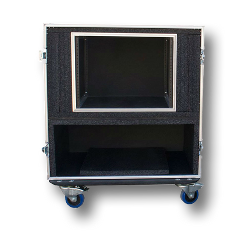 Cabinet + Rack Road Case - Affordable_Case