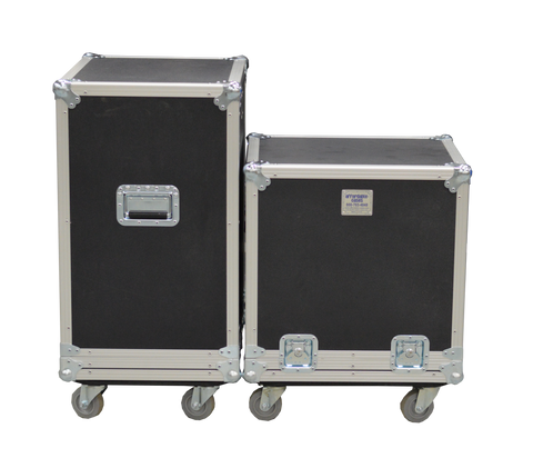 115 Lift Lid Road Case - Affordable_Case