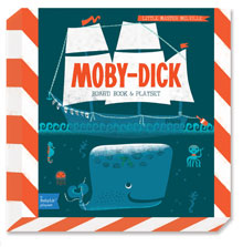 Moby-Dick: A BabyLit Book