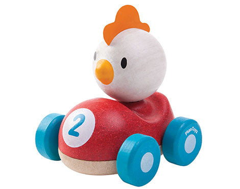 Child's Chicken Racer Toy