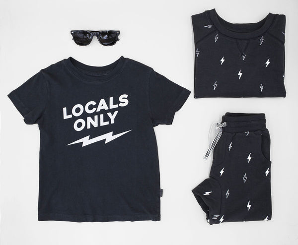 Child's Locals Only Tee