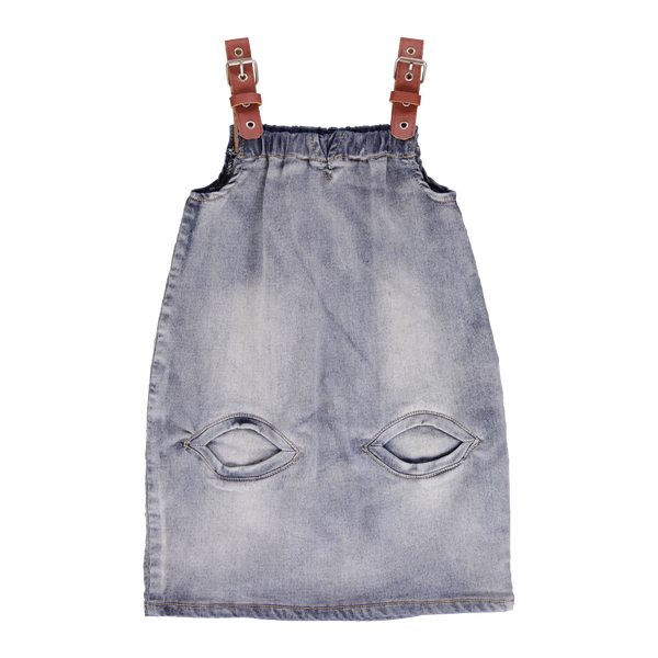 Girl's Denim Dress