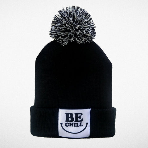 Be Chill Pom Pom Beanie