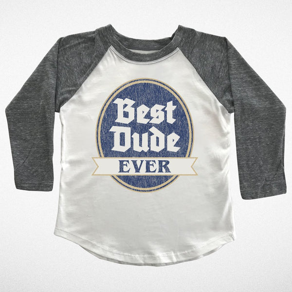 Best Dude Ever Long Sleeve Tee