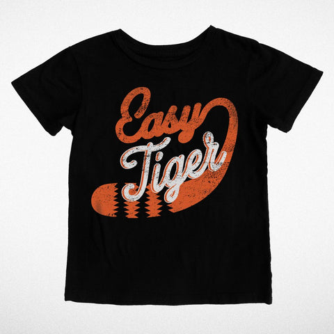 Child's Easy Tiger Tee