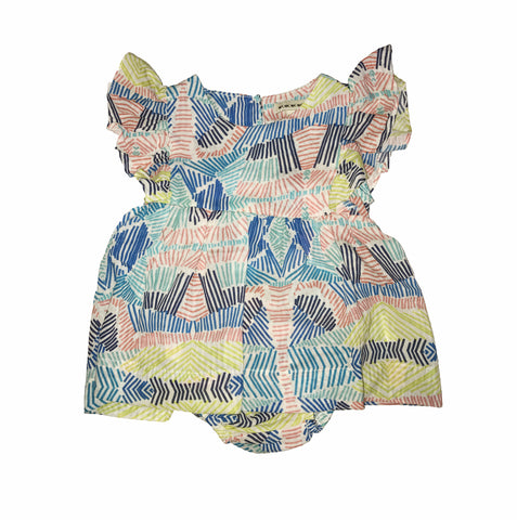 Mia Baby Ruffle Dress