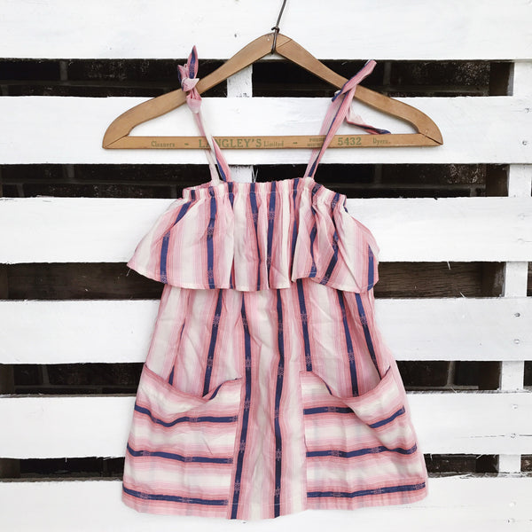 Girl's Desert Garden Sundress