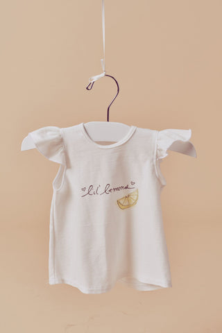 Child's Lemon Blouse