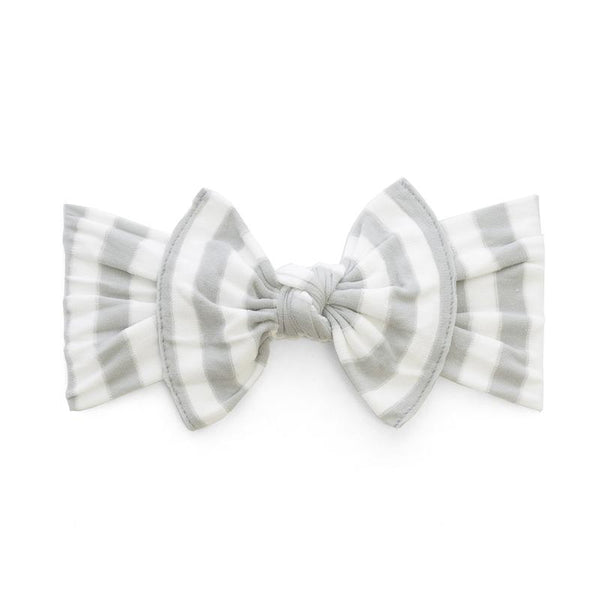 Baby Patterned Knot Headband