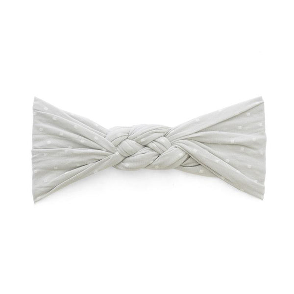 Baby Sailor Knot Dot Headband