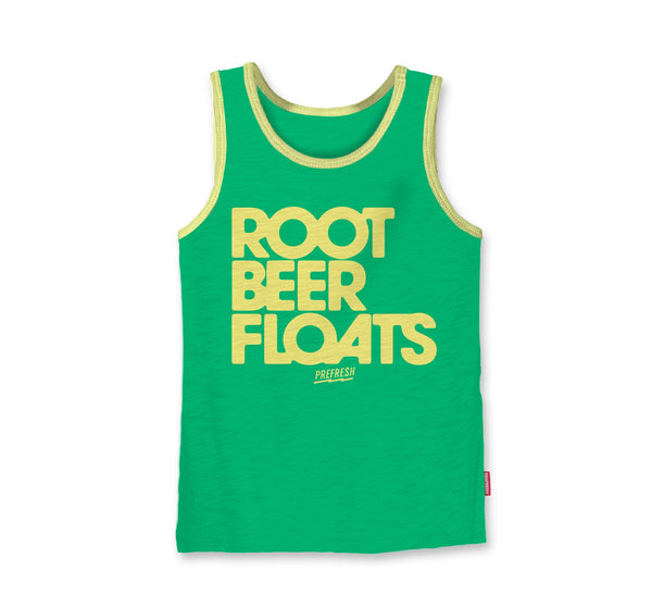Root Beer Floats Baby Tank