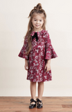 Juniper Floral Child's Bell Dress