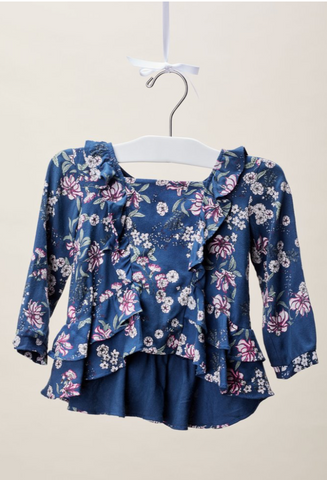 Juniper Floral Blouse