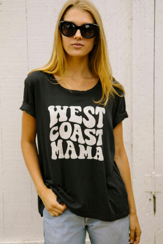 West Coast Mama Beacon Child's Tee