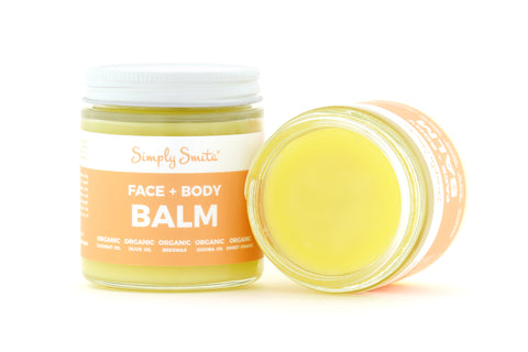 Sweet Orange Face + Body Balm 4 oz Monthly Subscription