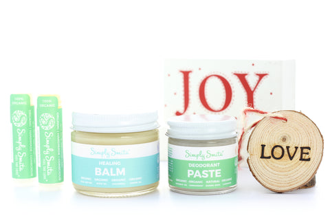 Dry Skin Holiday Gift Set