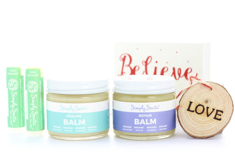 Healing + Repair Holiday Gift Set