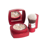 complexion perfection & kabuki brush