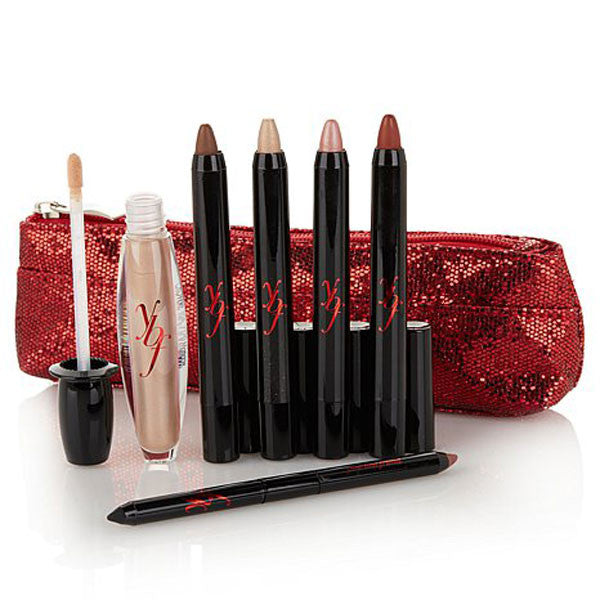 brilliant bold basics eye and lip collection