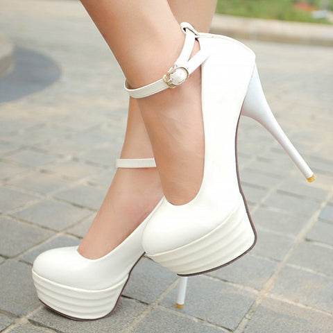 2016 Fashion Platform High Heels