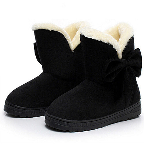 Bowtie Ugg Boot