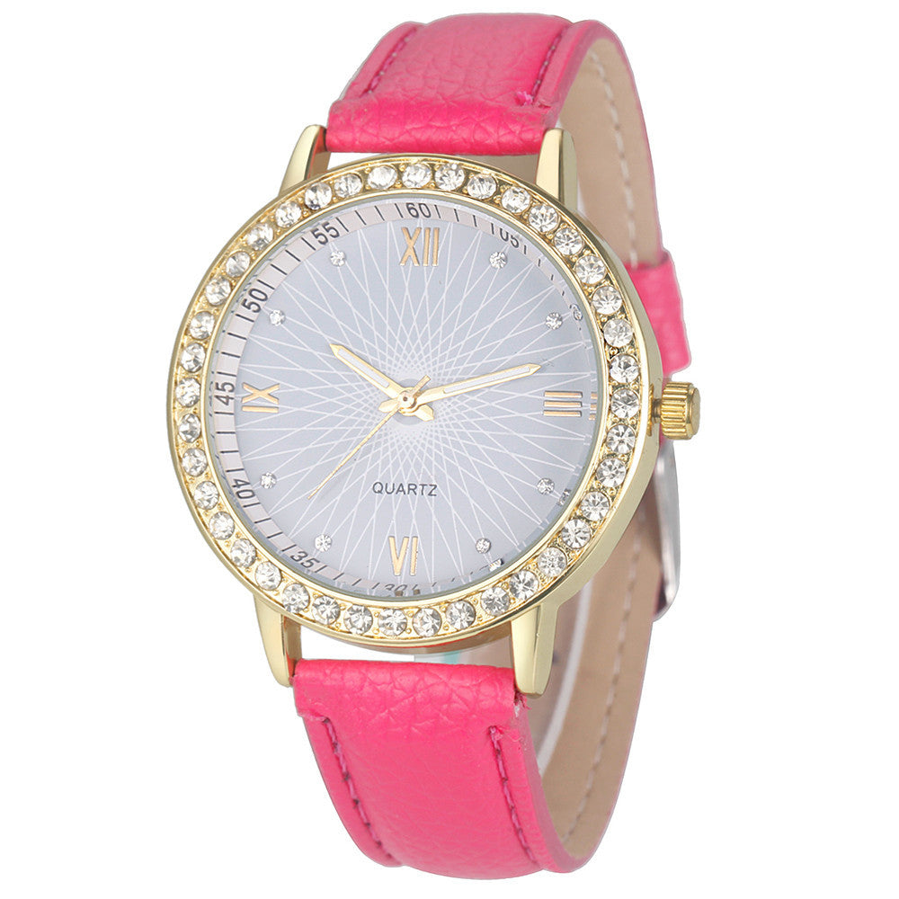YRZ Fashion Watch(Free Shipping Today) - youandbeautifulpeople