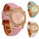 Leather Vogue Women Watches (Free Shipping Today) - youandbeautifulpeople