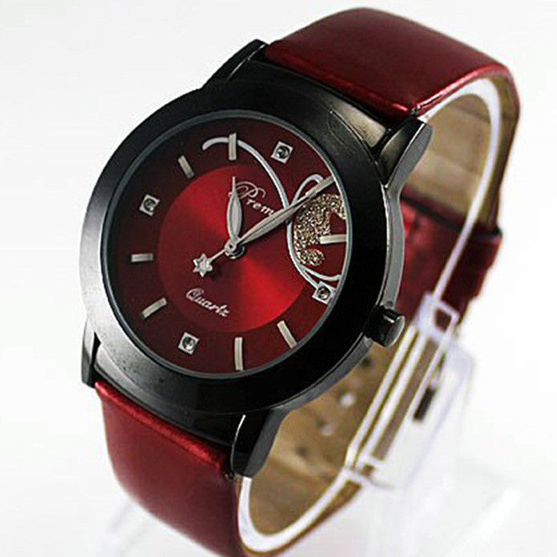 Women Luxury Leather Watches(Free Shipping Today) - youandbeautifulpeople