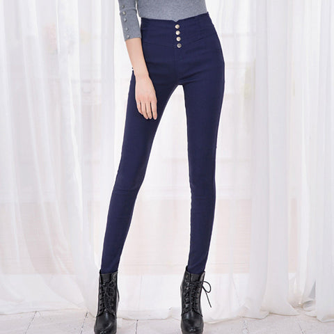 New Winter Thick Velvet Pants