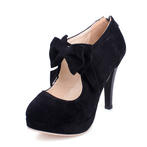 Meotina High Heels Women Shoes