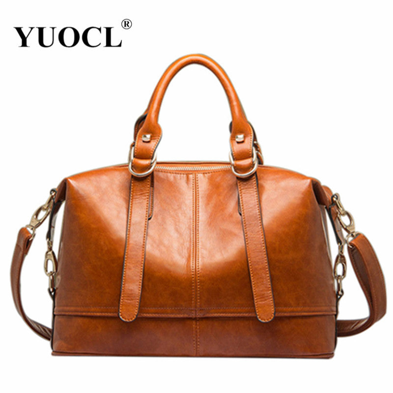 2016 famous designer brand women messenger bags leather handbags high quality bolsos bolsas fashion sac a main femme de marque - youandbeautifulpeople