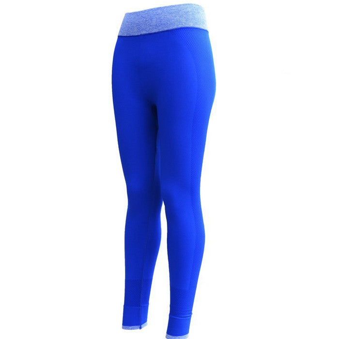 Sex High Waist Stretched Sports Pants