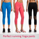 Womens legging yoga pants woman compression tights - youandbeautifulpeople