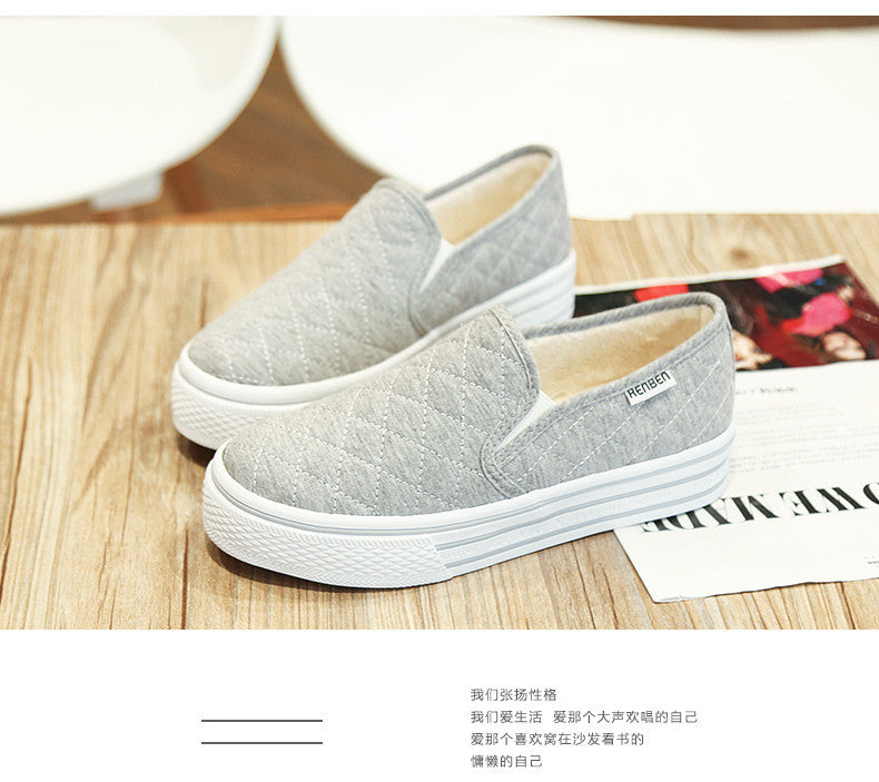 Casual  Loafers Shoes - youandbeautifulpeople