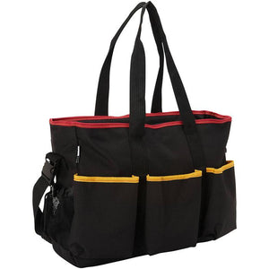24/7 Diaper Bag Black | Women in Business Laptop Bags | Branford, Connecticut