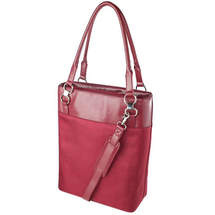 Bonita Classica Tote Wine | Women in Business Laptop Bags | Branford, Connecticut