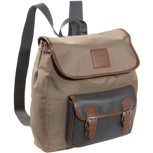 "Chelsea 9.7"" iPad Backpack Tan 