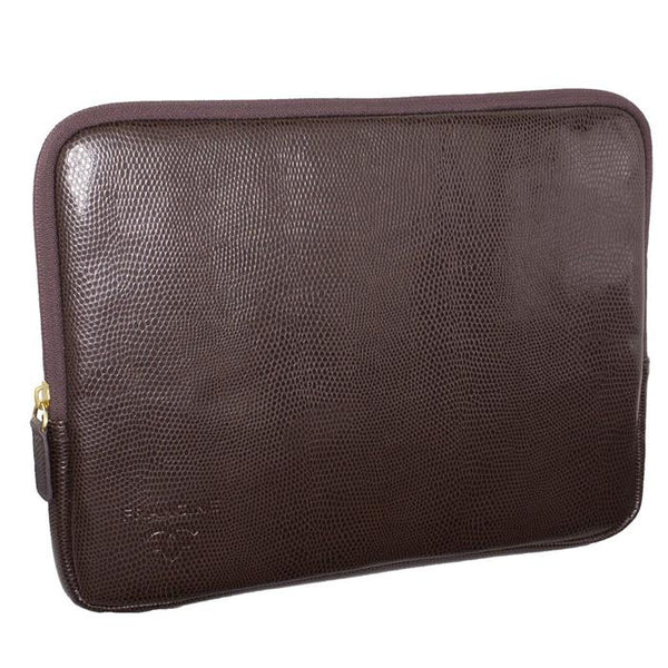 "Park Avenue 9.7"" Laptop Sleeve Brown 
