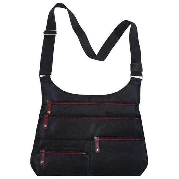 City Slim - LA Black | Women in Business Laptop Bags | Branford, Connecticut