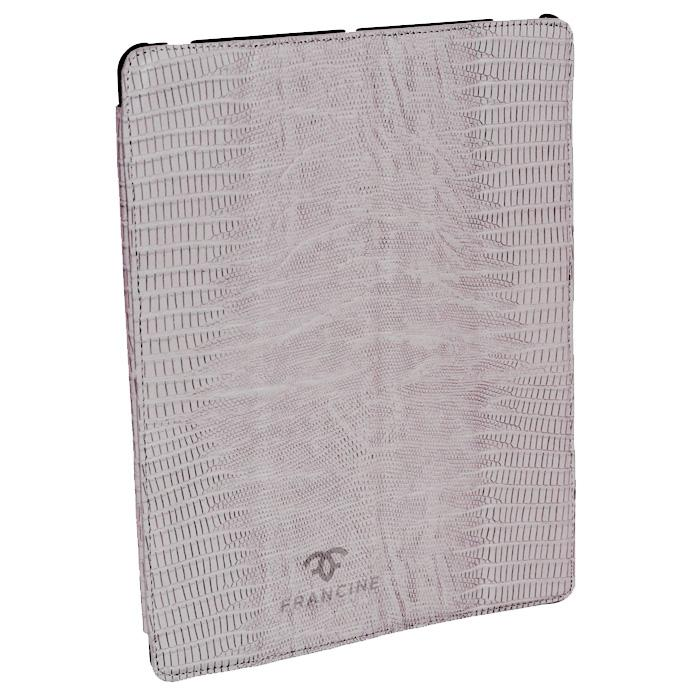 "Lenox Lizard 9.7"" iPad 2 Folio Gray 