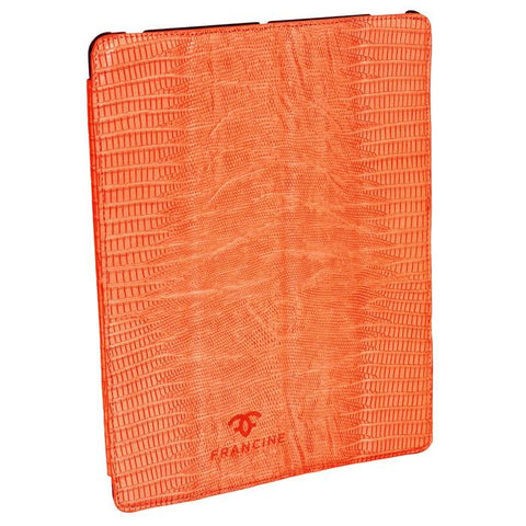 "Lenox Lizard 9.7"" iPad 2 Folio Orange 